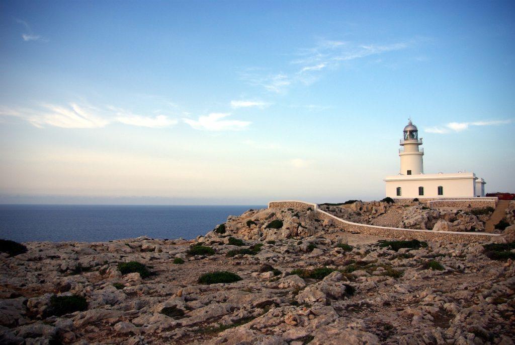 Ruta corta Punta Nati – Cales Piques (7,7km)