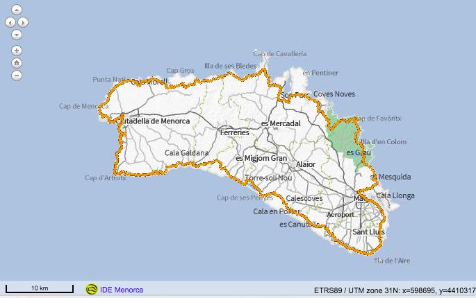Ciutadella y Menorca un lugar perfecto para practicar el senderismo