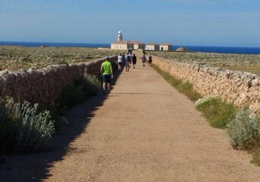 El Camí de Cavalls: de Cala Morell a Ciutadella
